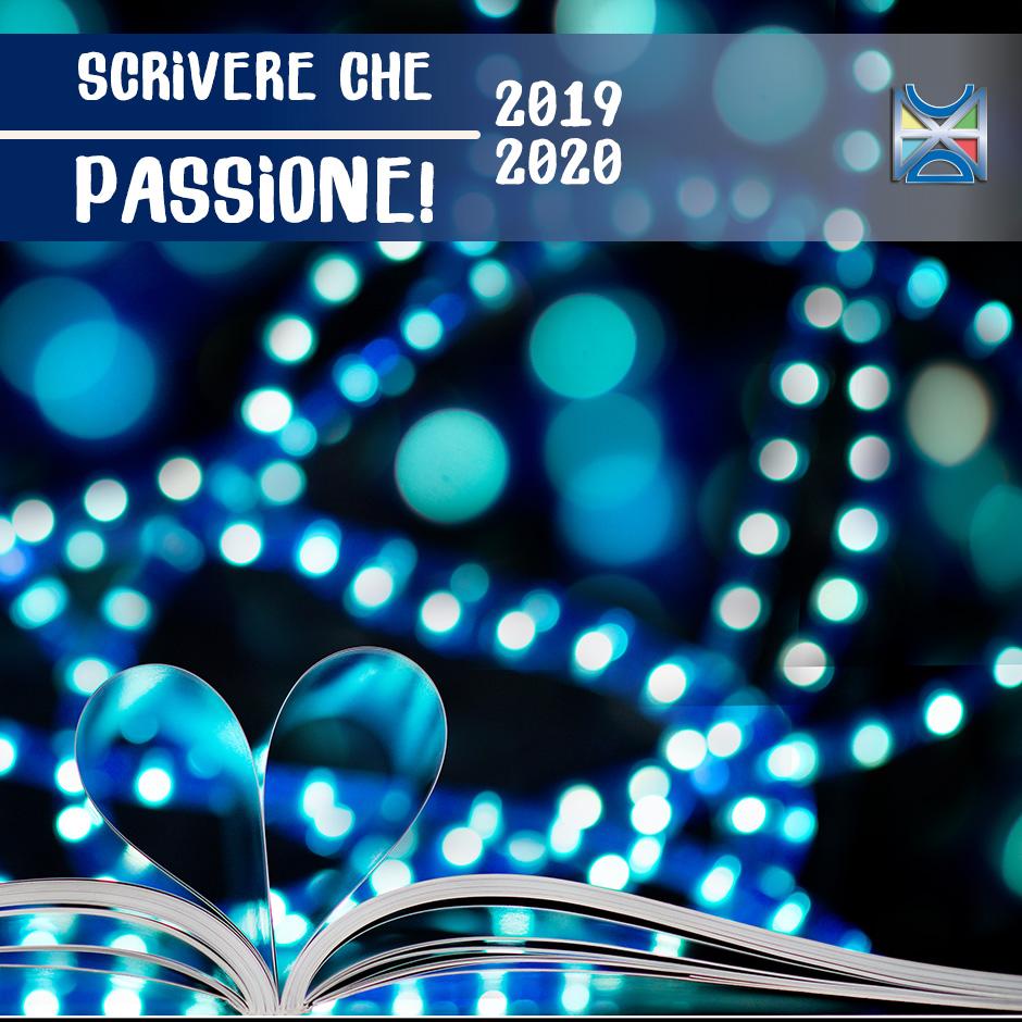 Permalink to:Scrivere, che passione!